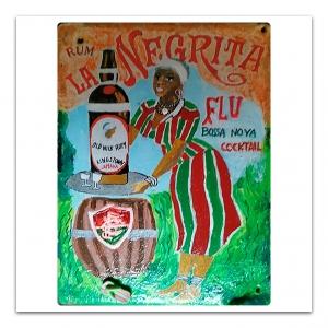 La Negrita Rum. Fluminense
