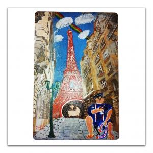 PSG Eiffel Tower